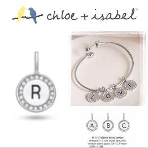 """🆕 """"R"""" Petits Trésors Initial Charm c+i C036R"""